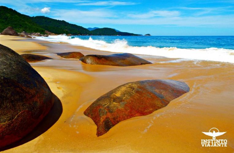 Praia do Cepilho, Trindade, Paraty, RJ, Brasil