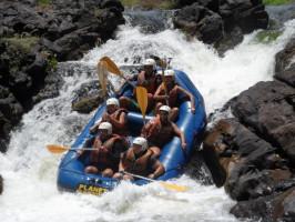 rafting no rio de contas ba