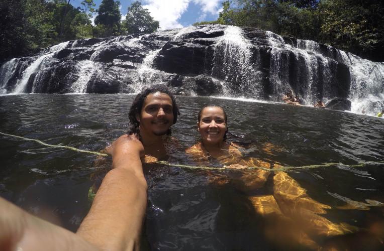 cachoeira do tijuipe fotos