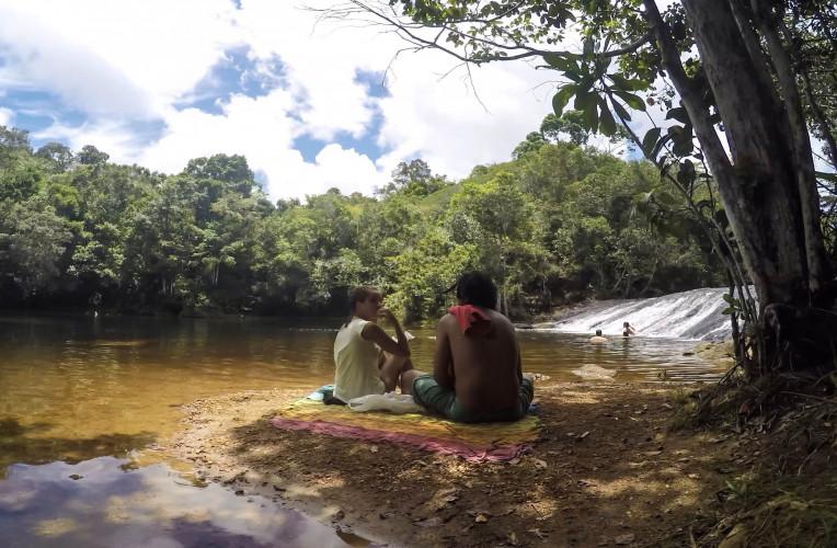piquenique cachoeira do tijuipe