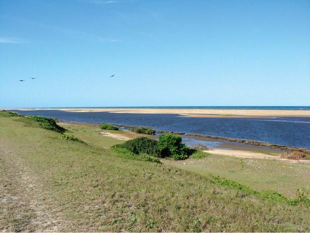 praia de naturismo da barra seca es