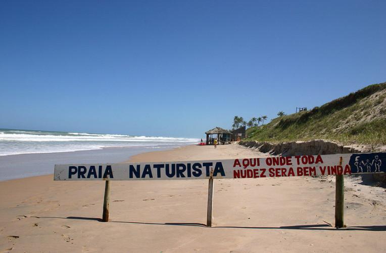 praia das dunas massarandupio bahia naturismo