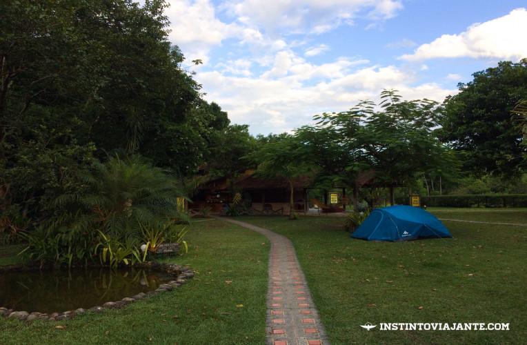 aldeia do bambu camping aldeia velha rj