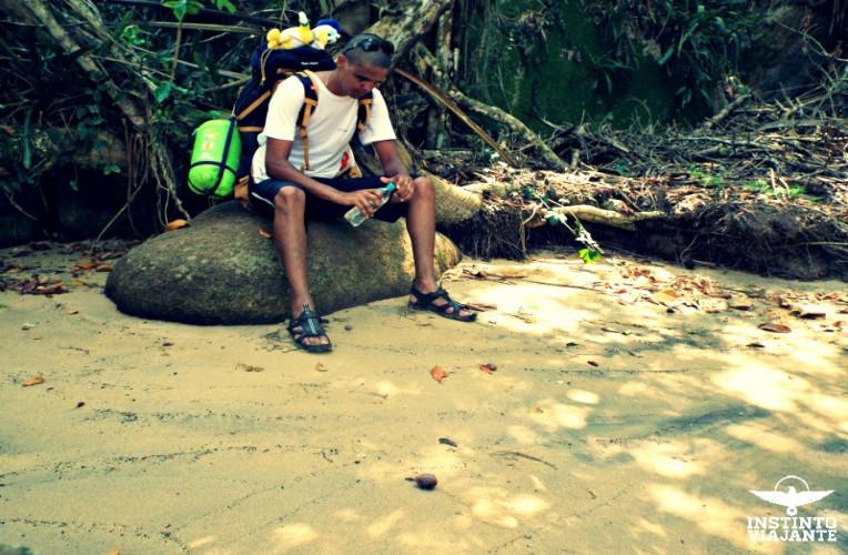 Viajar sozinho permite momentos de reflexão