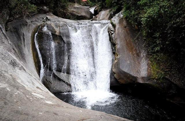 Cachoeira da Mãe em Sana-RJ