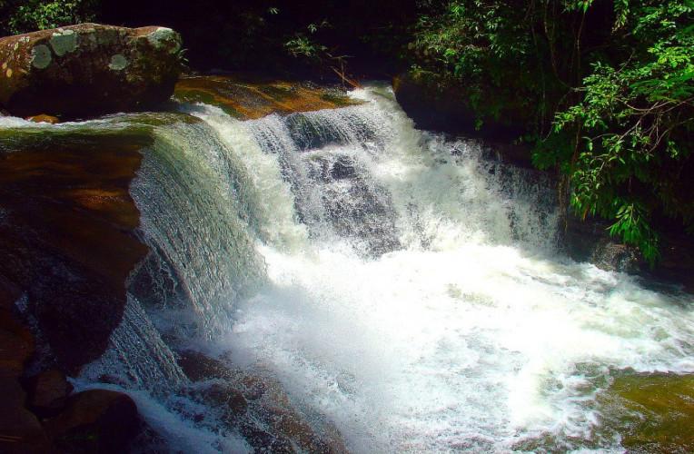 Cachoeira das 7 Quedas em Sana