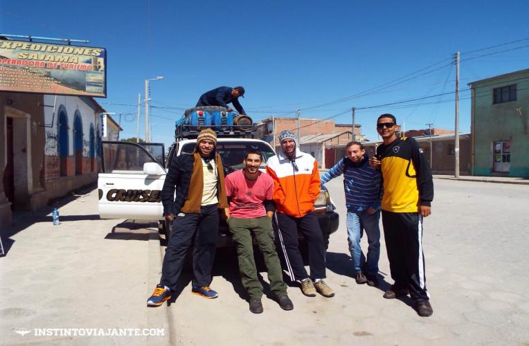 uyuni bolivia agencias de viagem salar