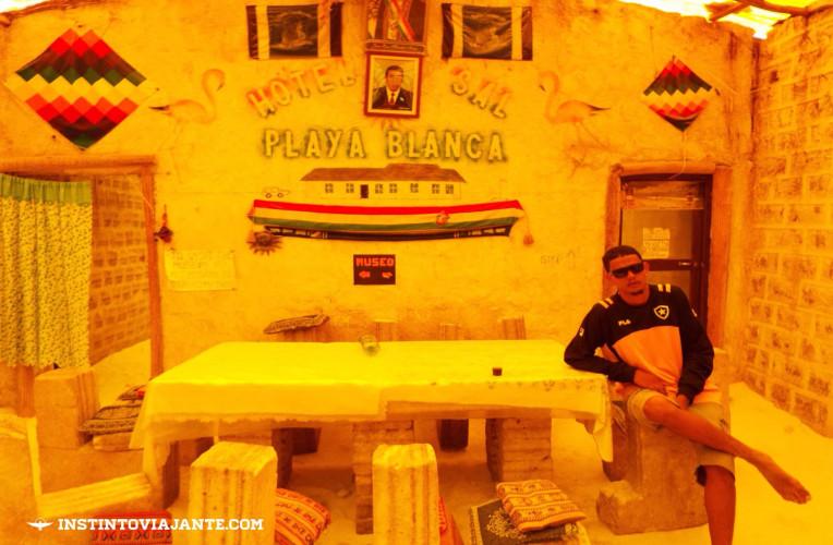 hotel de sal playa blanca uyuni bolivia