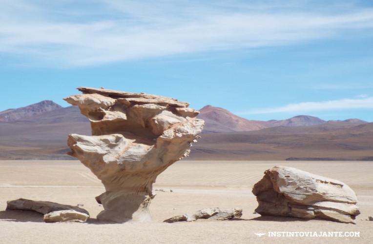 arbol de piedra salar de uyuni bolivia