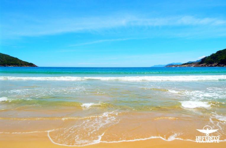 Praia da Parnaioca, Ilha Grande-RJ