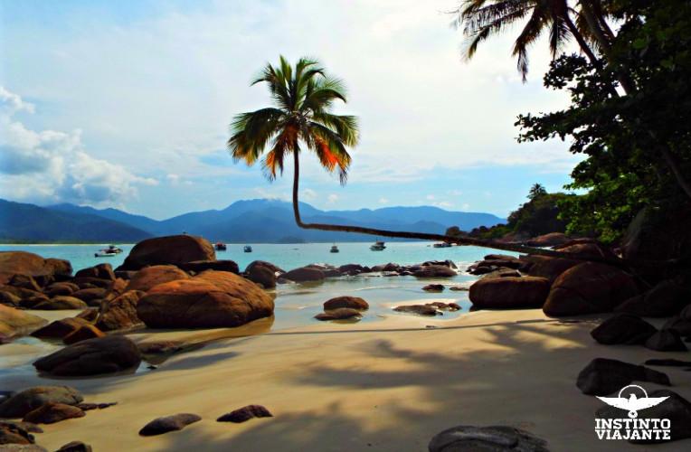 Praia de Aventureiro, Ilha Grande