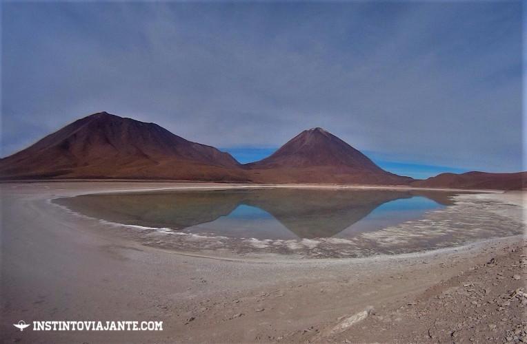 Laguna Verde e Volcán Licancabur, Bolívia | Dia 3 no Deserto de Sal