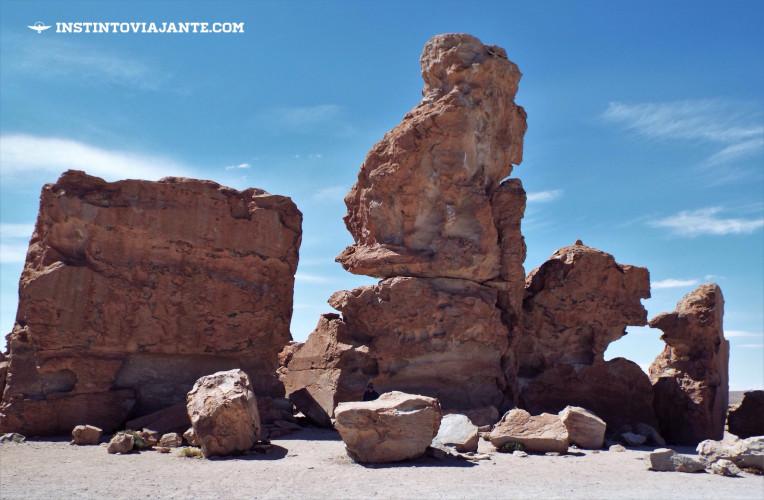 valle de las rocas salar de uyuni bolivia guia de viagem