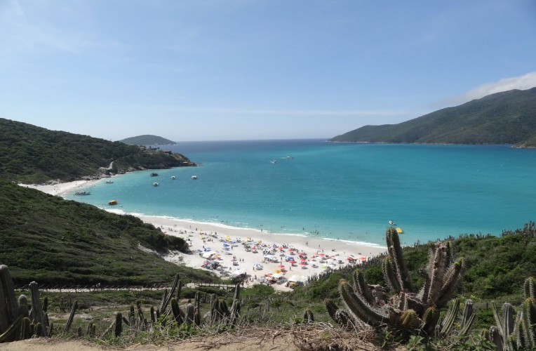 Prainhas do Portal do Atalaia em Arraial do Cabo