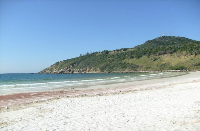 Praia do Pontal do Atalaia, em Arraial do Cabo, RJ