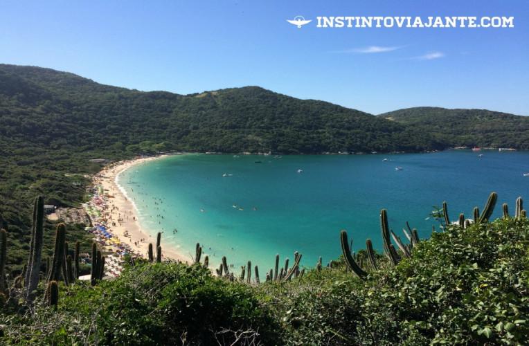melhores praias de arraial do cabo rj brasil