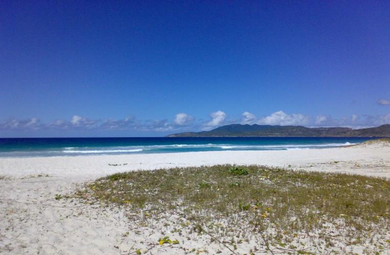 Praia do Foguete, em Arraial do Cabo