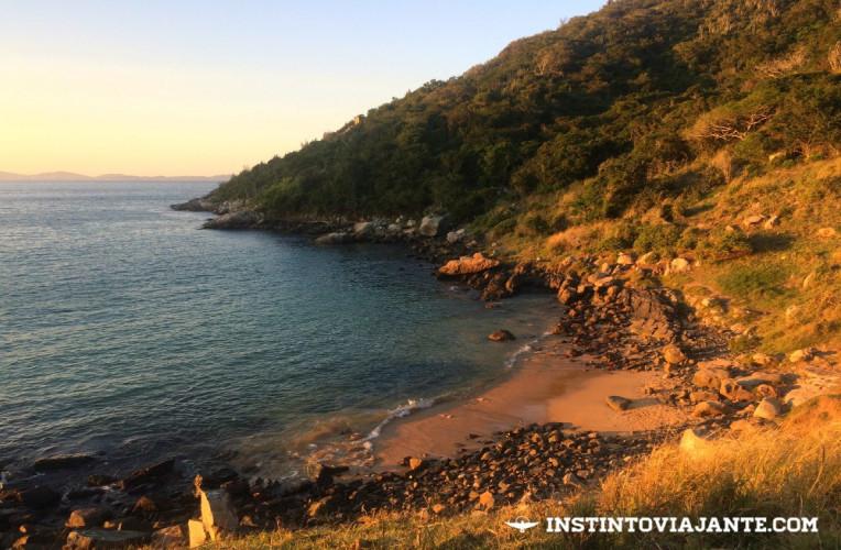 Praia da graçainha em Arraial do Cabo-RJ