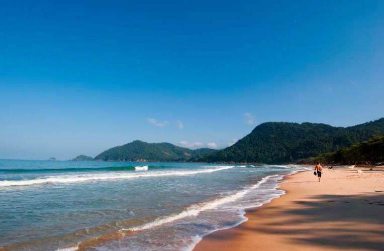 Praia do Sono, Paraty, Rio de Janeiro. Foto: Flickr | Açony Junior