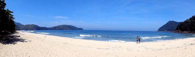 guia de viagem praia do sono paraty rj