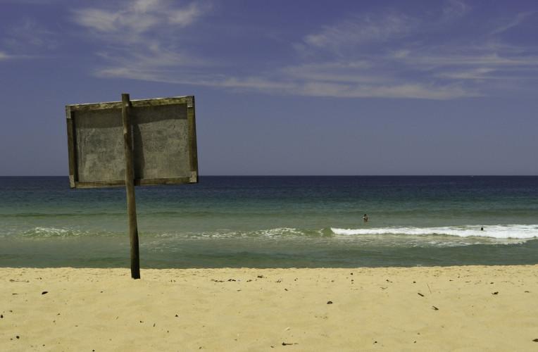 Praia do Sono - linda e sossegada, ótimo destino para acampar no Rio de Janeiro. Foto: Flickr | Simon Betancur