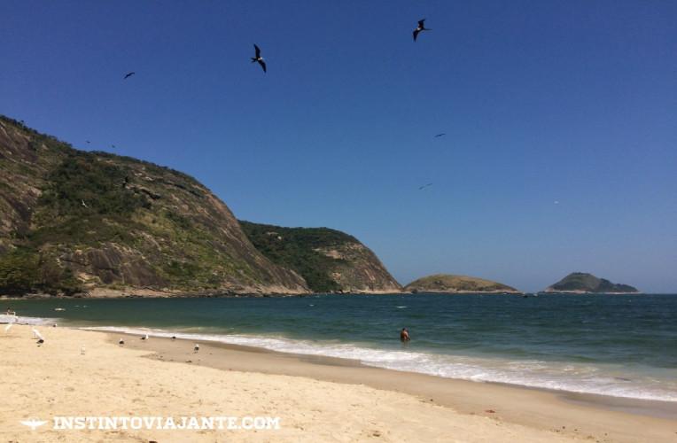 fotos praia de itaipu niteroi rj
