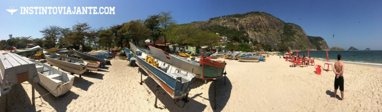melhores praias de niteroi itaipu