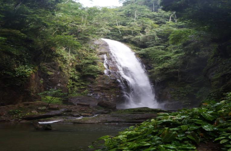Cachoeira do Meu Deus em Eldorado