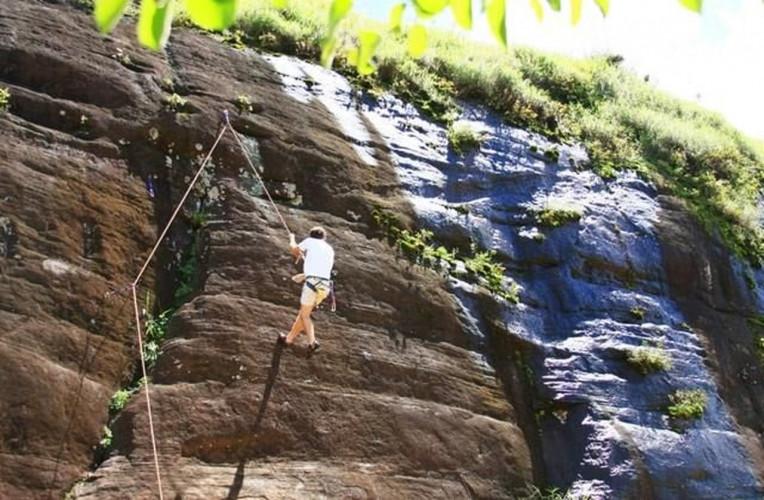Pedra da Poeira - Minas Gerais