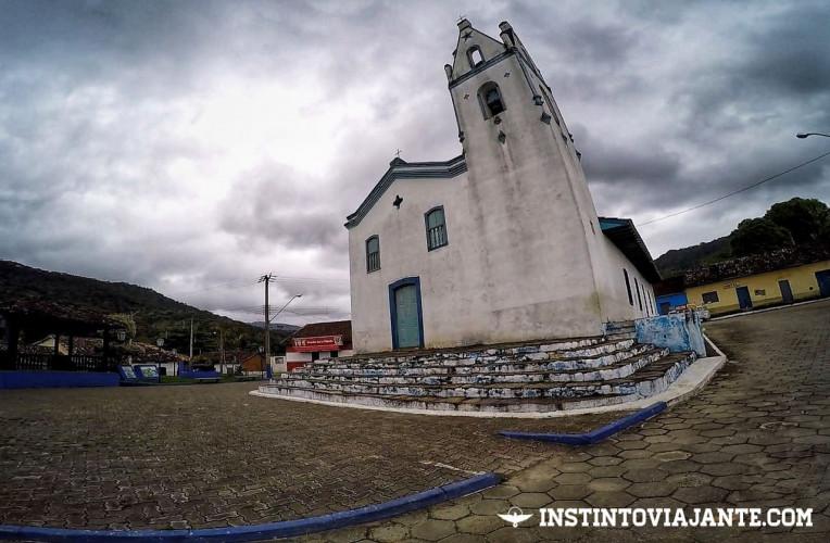 Igreja Matriz de Santana, Iporanga-SP