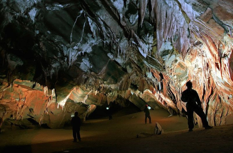 Caverna Alambari de Baixo - Petar - Núcleo Ouro Grosso