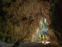 Caverna Temimina, núcleo Cablocos