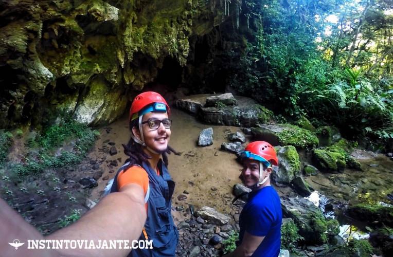 O que levar para cavernas do Petar