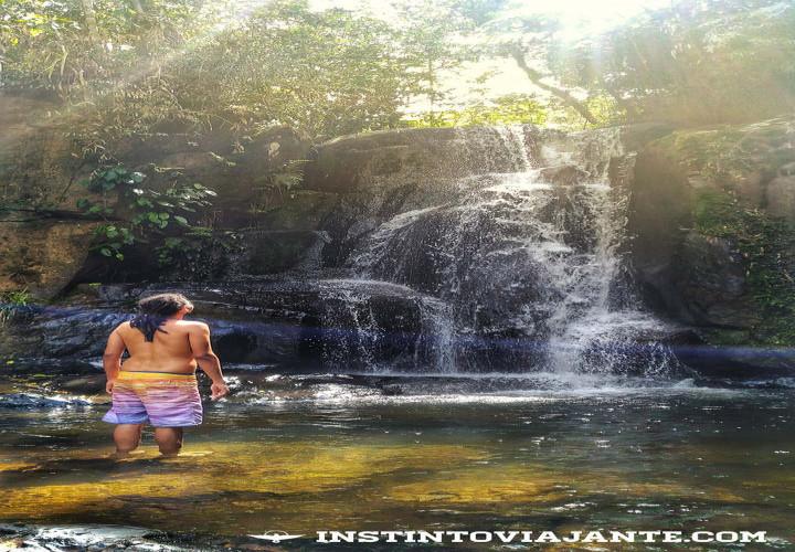 Cachoeira do Sem Fim - Iporanga, São Paulo