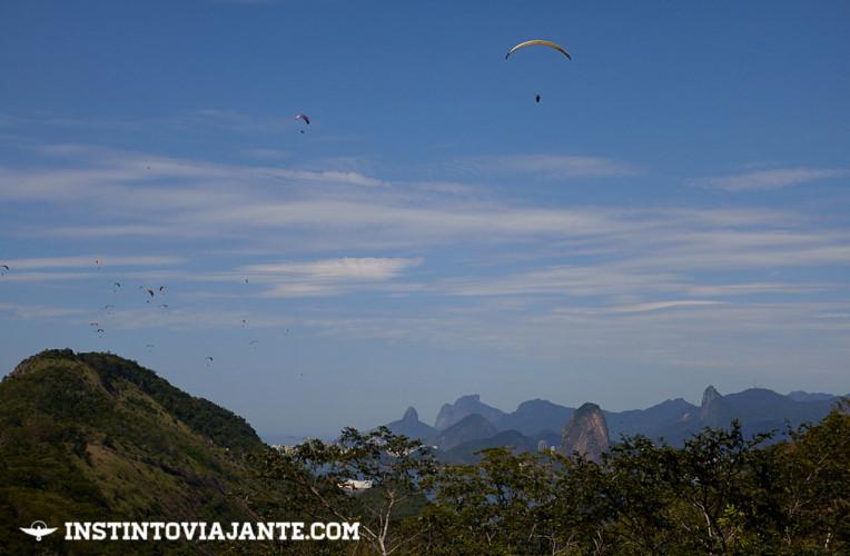 Mirante da Pedra Quebrada - Travessia Tupinambá em Niteroi-RJ