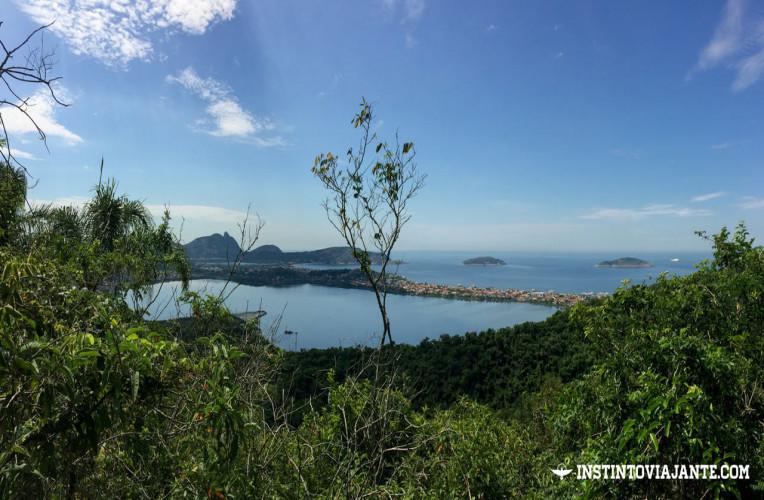 Lagoa de Piratininga - Mirante da travessia Tupinambá
