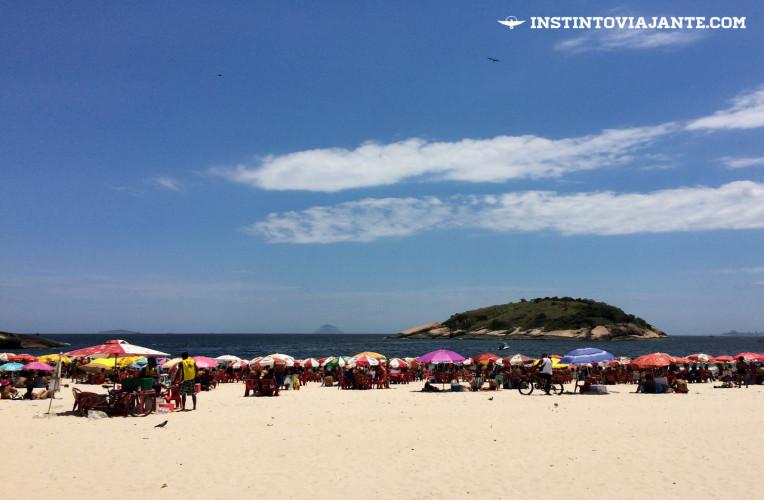 Praia de Piratininga - Niterói-RJ