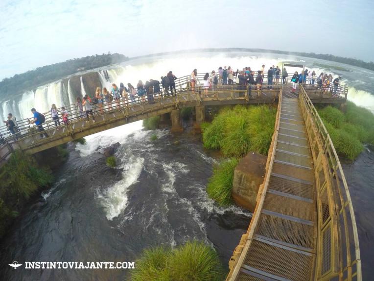 Guia de Viagem Cataratas do Iguaçu Argentina Brasil