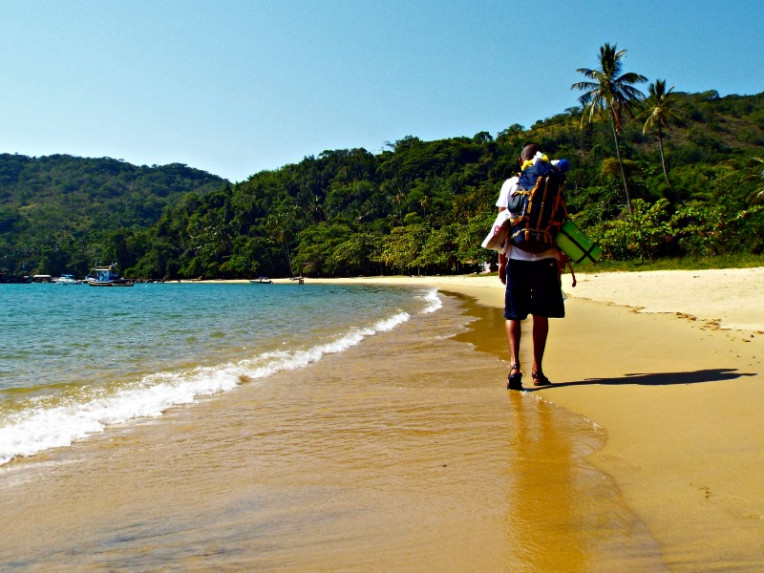 Trekking Ilha Grande RJ