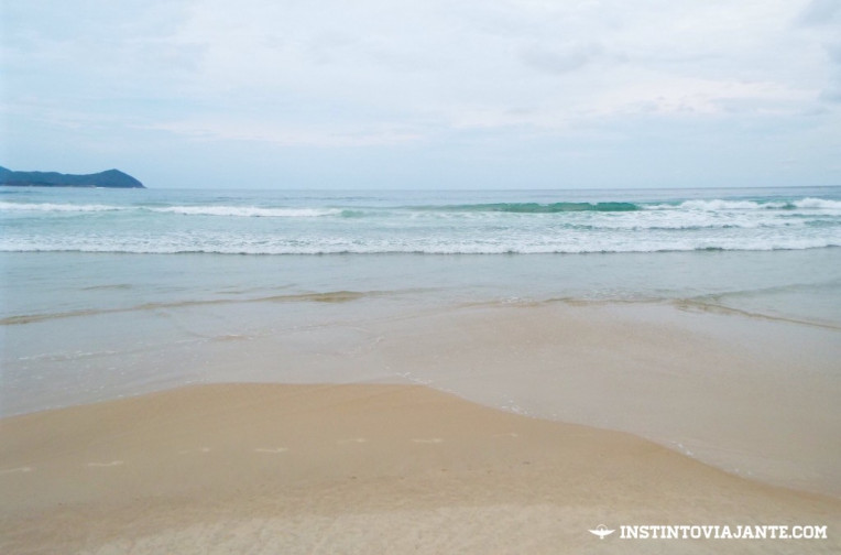 Praia do Sul - Ilha Grande-RJ