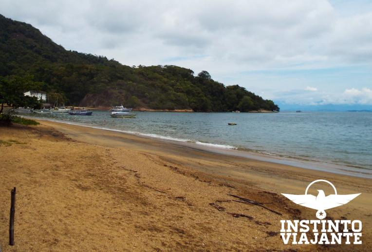 Praia de Matariz, em Ilha Grande/RJ
