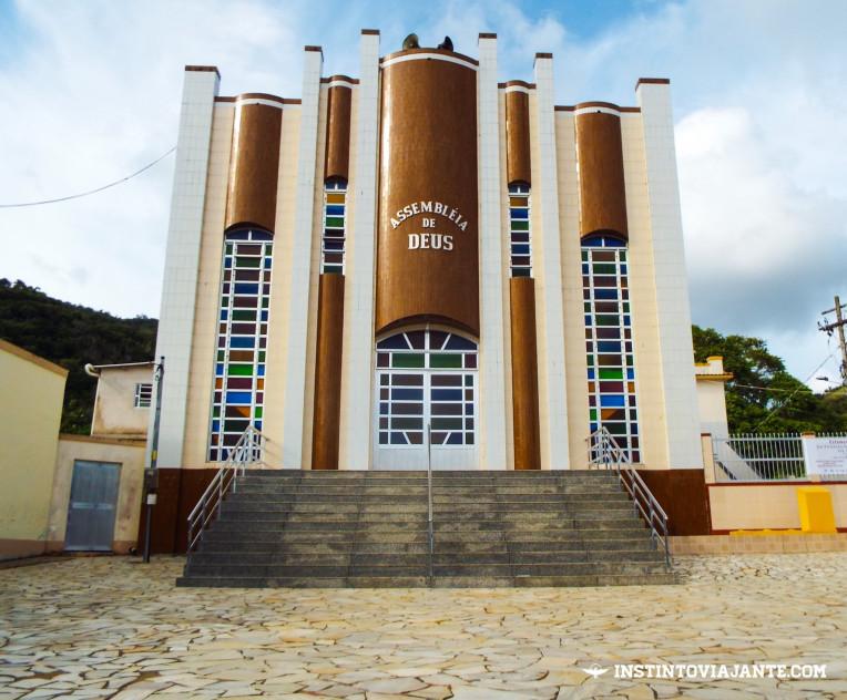 Igreja Assembléia de Deus em Provetá, Ilha Grande/RJ