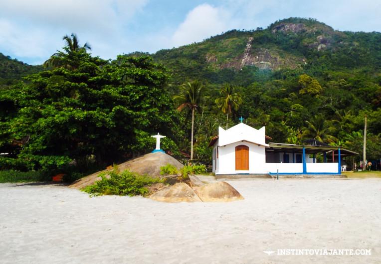 Igrejinha de Aventureiro, Ilha Grande/RJ