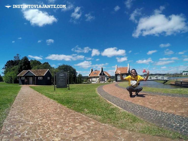 Parque Histórico de Carambeí-PR Dicas de Viagem