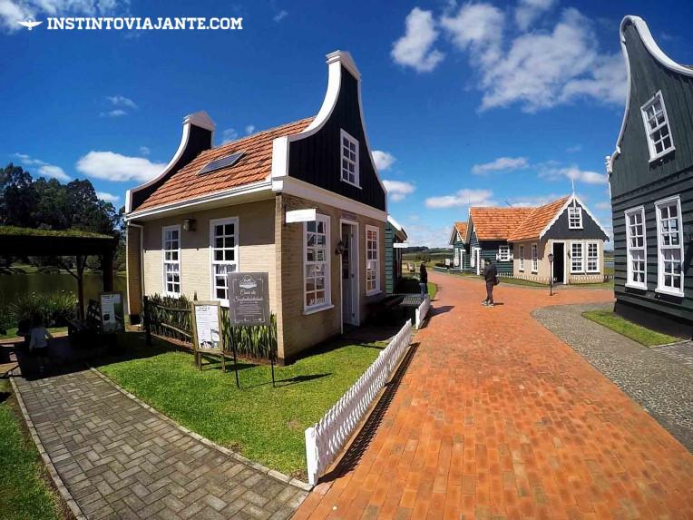 Dicas de Viagem Parque Histórico de Carambeí-PR