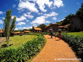 Como chegar no Parque Histórico de Carambeí-PR