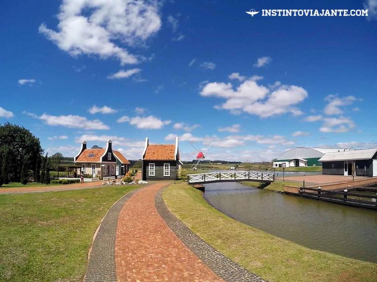 Melhor época para visitar o Parque Histórico de Carambeí, Paraná