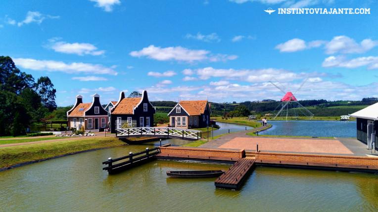 Parque das Águas - Parque Histórico de Carambeí-PR
