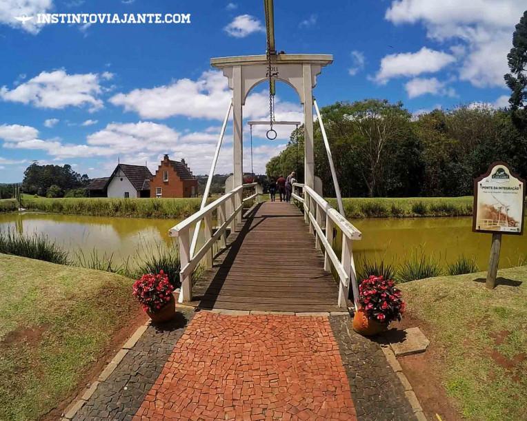 O que fazer no Parque Histórico de Carambeí-PR