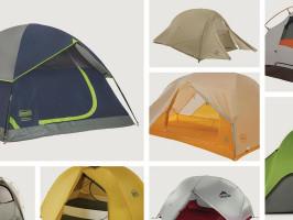 Barracas de camping